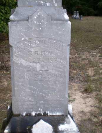 WARREN, REV, D.B. - Greene County, Arkansas | D.B. WARREN, REV - Arkansas Gravestone Photos
