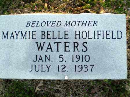 WATERS, MAYMIE BELLE - Greene County, Arkansas | MAYMIE BELLE WATERS - Arkansas Gravestone Photos