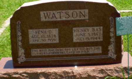 WATSON, VENA D - Greene County, Arkansas | VENA D WATSON - Arkansas Gravestone Photos