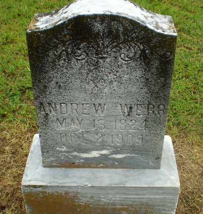 WEBB, ANDREW - Greene County, Arkansas | ANDREW WEBB - Arkansas Gravestone Photos