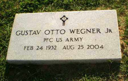 WEGNER, JR  (VETERAN), GUSTAV OTTO - Greene County, Arkansas | GUSTAV OTTO WEGNER, JR  (VETERAN) - Arkansas Gravestone Photos