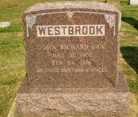 "WESTBROOK, JOHN RICHARD ""DICK"" - Greene County, Arkansas 