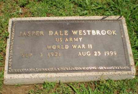 WESTBROOK (VETERAN WWII), JASPER DALE - Greene County, Arkansas | JASPER DALE WESTBROOK (VETERAN WWII) - Arkansas Gravestone Photos