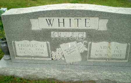 ARNOLD WHITE, ADA ANNA - Greene County, Arkansas | ADA ANNA ARNOLD WHITE - Arkansas Gravestone Photos