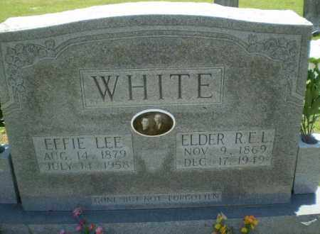 WHITE, EFFIE LEE - Greene County, Arkansas | EFFIE LEE WHITE - Arkansas Gravestone Photos