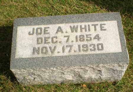 WHITE, JOE A - Greene County, Arkansas | JOE A WHITE - Arkansas Gravestone Photos