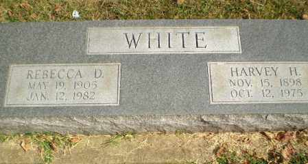 WHITE, REBECCA D - Greene County, Arkansas | REBECCA D WHITE - Arkansas Gravestone Photos