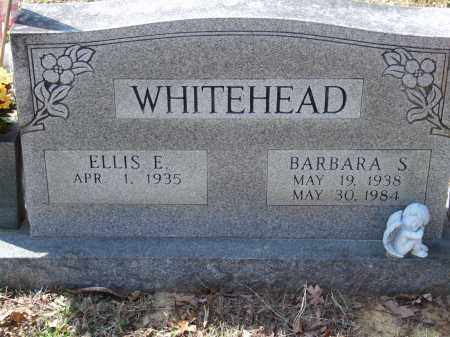 WHITEHEAD, ELLIS E. - Greene County, Arkansas | ELLIS E. WHITEHEAD - Arkansas Gravestone Photos
