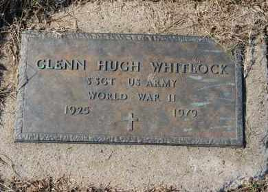 WHITLOCK  (VETERAN WWII), GLENN HUGH - Greene County, Arkansas | GLENN HUGH WHITLOCK  (VETERAN WWII) - Arkansas Gravestone Photos