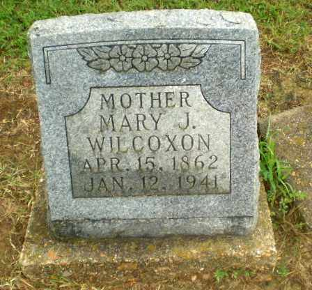 WILCOXON, MARY J - Greene County, Arkansas | MARY J WILCOXON - Arkansas Gravestone Photos