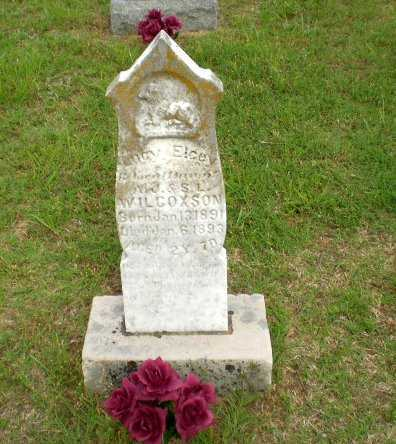 WILLCOXSON, LUCY ELCEY - Greene County, Arkansas | LUCY ELCEY WILLCOXSON - Arkansas Gravestone Photos