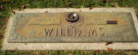 WILLIAMS, ANDREW J - Greene County, Arkansas | ANDREW J WILLIAMS - Arkansas Gravestone Photos