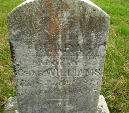 WILLIAMS, CLARA - Greene County, Arkansas | CLARA WILLIAMS - Arkansas Gravestone Photos