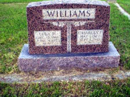 WILLIAMS, CHARLES F - Greene County, Arkansas | CHARLES F WILLIAMS - Arkansas Gravestone Photos