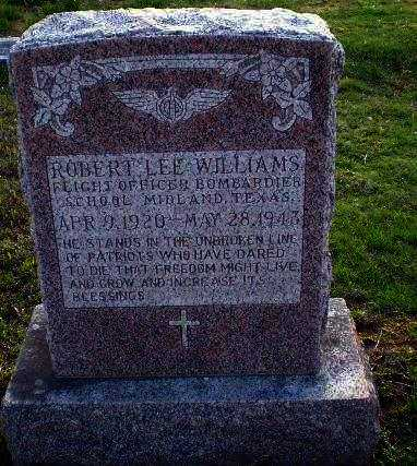 WILLIAMS  (VETERAN WWII), ROBERT - Greene County, Arkansas | ROBERT WILLIAMS  (VETERAN WWII) - Arkansas Gravestone Photos