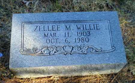 WILLIE, ZELLEE M - Greene County, Arkansas   ZELLEE M WILLIE - Arkansas Gravestone Photos