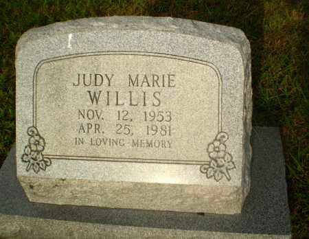 WILLIS, JUDY MARIE - Greene County, Arkansas | JUDY MARIE WILLIS - Arkansas Gravestone Photos