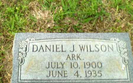 WILSON, DANIEL J - Greene County, Arkansas | DANIEL J WILSON - Arkansas Gravestone Photos
