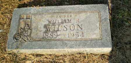 WILSON, WILLIAM H - Greene County, Arkansas | WILLIAM H WILSON - Arkansas Gravestone Photos