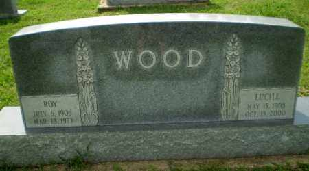 WOOD, LUCILE - Greene County, Arkansas | LUCILE WOOD - Arkansas Gravestone Photos