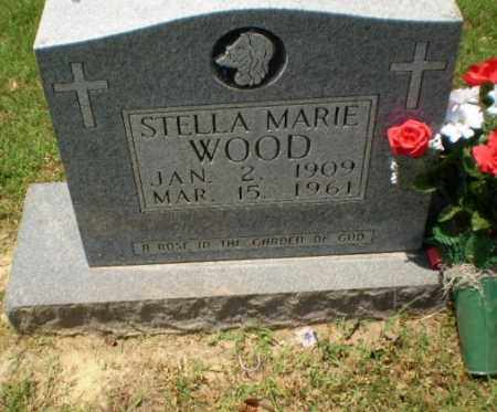 WOOD, STELLA MARIE - Greene County, Arkansas | STELLA MARIE WOOD - Arkansas Gravestone Photos