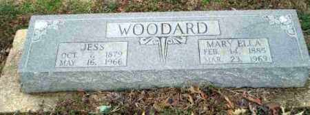 WOODARD, JESS - Greene County, Arkansas | JESS WOODARD - Arkansas Gravestone Photos
