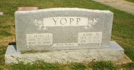 YOPP, JESSIE M - Greene County, Arkansas | JESSIE M YOPP - Arkansas Gravestone Photos