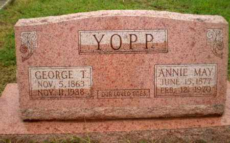 YOPP, ANNIE MAY - Greene County, Arkansas | ANNIE MAY YOPP - Arkansas Gravestone Photos