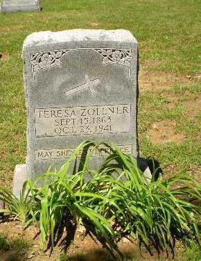 ZOLLNER, TERESA - Greene County, Arkansas | TERESA ZOLLNER - Arkansas Gravestone Photos