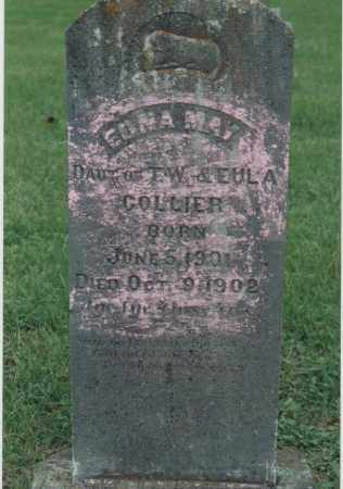 COLLIER, EDNA MAY - Greene County, Arkansas | EDNA MAY COLLIER - Arkansas Gravestone Photos