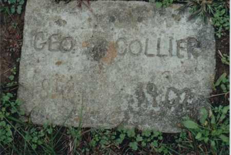 COLLIER, GEORGE - Greene County, Arkansas | GEORGE COLLIER - Arkansas Gravestone Photos
