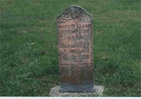 THOMPSON, MARVIN OSCAR - Greene County, Arkansas   MARVIN OSCAR THOMPSON - Arkansas Gravestone Photos