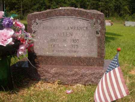 ALLEN, RICHARD LAWRENCE - Hempstead County, Arkansas | RICHARD LAWRENCE ALLEN - Arkansas Gravestone Photos