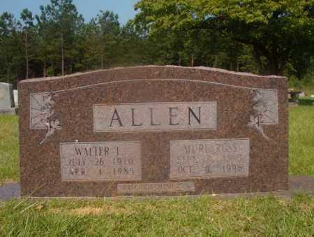 ROSS ALLEN, MURL - Hempstead County, Arkansas | MURL ROSS ALLEN - Arkansas Gravestone Photos