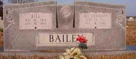BAILEY, JOY CHARLENE - Hempstead County, Arkansas | JOY CHARLENE BAILEY - Arkansas Gravestone Photos