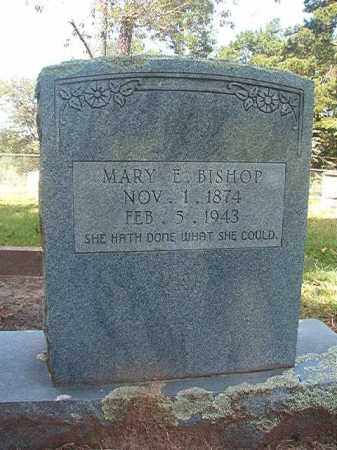 BISHOP, MARY E - Hempstead County, Arkansas | MARY E BISHOP - Arkansas Gravestone Photos