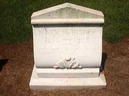 BISHOP, MARY M - Hempstead County, Arkansas | MARY M BISHOP - Arkansas Gravestone Photos