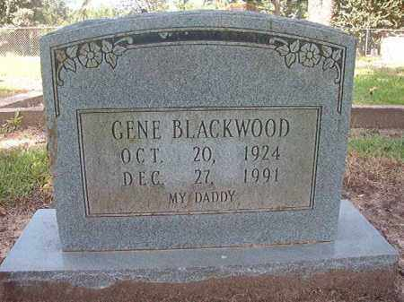 BLACKWOOD, GENE - Hempstead County, Arkansas | GENE BLACKWOOD - Arkansas Gravestone Photos