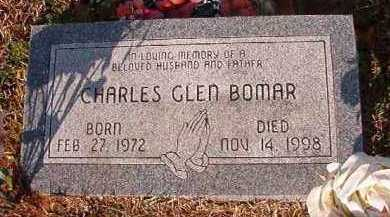 BOMAR, CHARLES GLEN - Hempstead County, Arkansas | CHARLES GLEN BOMAR - Arkansas Gravestone Photos