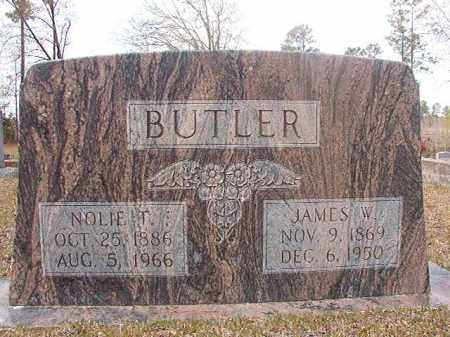 BUTLER, NOLIE T - Hempstead County, Arkansas | NOLIE T BUTLER - Arkansas Gravestone Photos