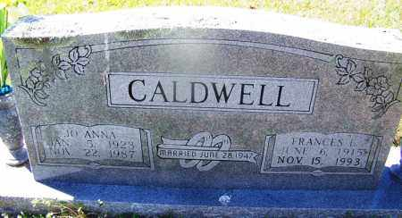 CALDWELL, FRANCIS E - Hempstead County, Arkansas | FRANCIS E CALDWELL - Arkansas Gravestone Photos