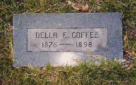 COFFEE, DELLA LENORA - Hempstead County, Arkansas | DELLA LENORA COFFEE - Arkansas Gravestone Photos