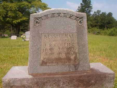 COLLIER, BESSIE MAE - Hempstead County, Arkansas | BESSIE MAE COLLIER - Arkansas Gravestone Photos