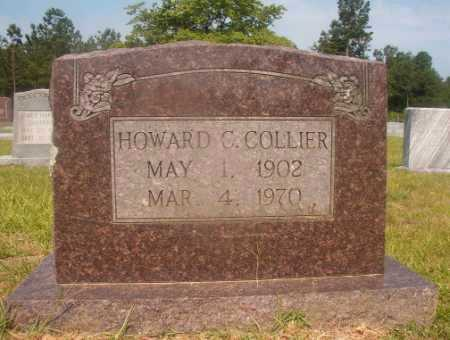 COLLIER, HOWARD C - Hempstead County, Arkansas | HOWARD C COLLIER - Arkansas Gravestone Photos