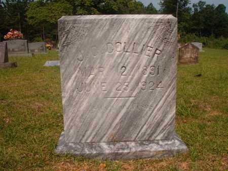 COLLIER, J C - Hempstead County, Arkansas | J C COLLIER - Arkansas Gravestone Photos