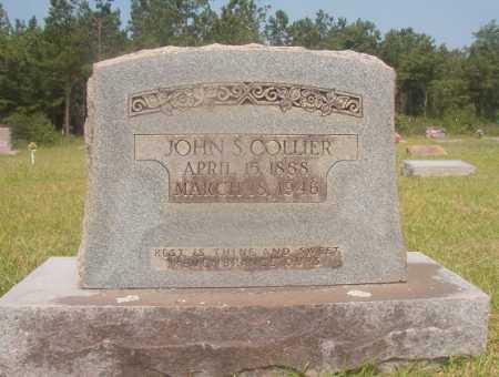 COLLIER, JOHN S - Hempstead County, Arkansas | JOHN S COLLIER - Arkansas Gravestone Photos