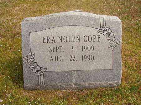 COPE, ERA - Hempstead County, Arkansas | ERA COPE - Arkansas Gravestone Photos