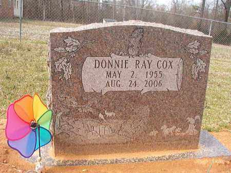 COX, DONNIE RAY - Hempstead County, Arkansas | DONNIE RAY COX - Arkansas Gravestone Photos