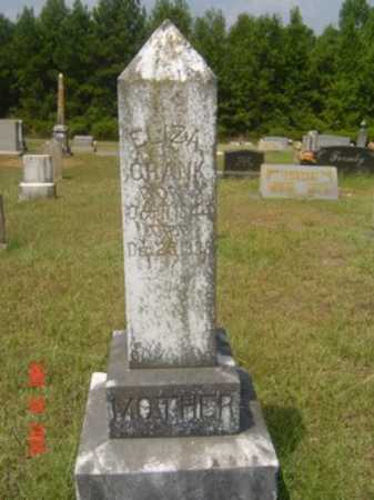 CRANK, ELIZA - Hempstead County, Arkansas | ELIZA CRANK - Arkansas Gravestone Photos
