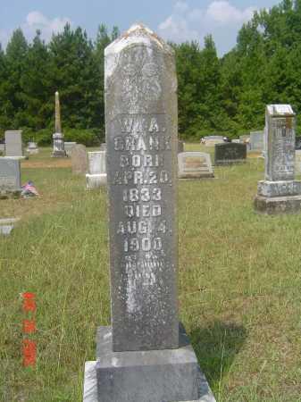 CRANK, W. A. - Hempstead County, Arkansas | W. A. CRANK - Arkansas Gravestone Photos